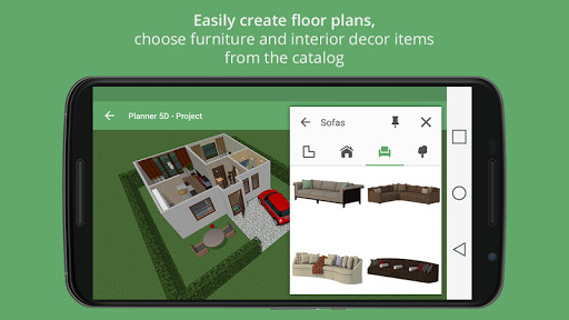 Image 1 Of Planner 5D   Home Design For Android ...