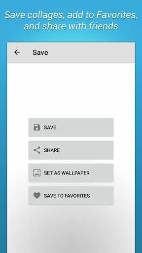 Blend Collage Free for Android - Free Download