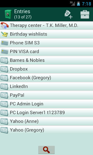secure password manager for android free download