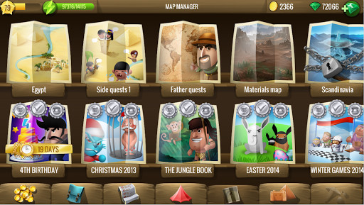 How To Get Achievement In Christmas 2021 In Diggys Adventure Diggy S Adventure For Android Free Download