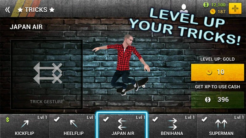 Boardtastic Skateboarding 2 for Android - Free Download