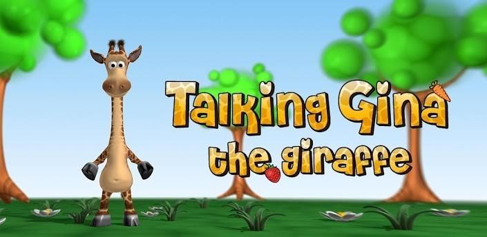 Download free talking gina giraffe android.