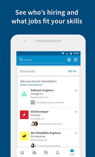 LinkedIn for Android - Free Download