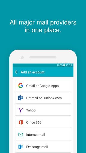 Aqua Mail - email app for Android - Free Download