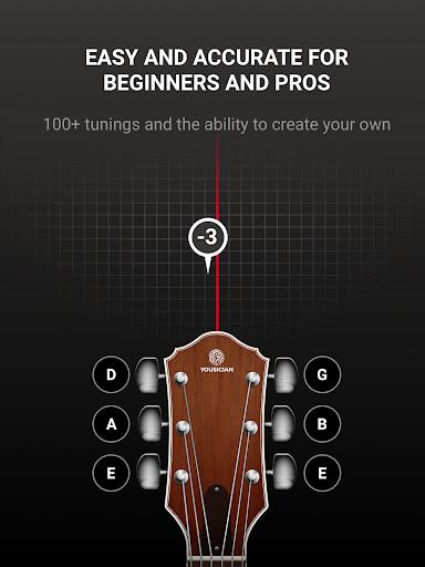 Download Guitar Tuner Free - GuitarTuna App for Free: Read ...