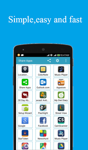 Share Applications App Maker For Android Free Download