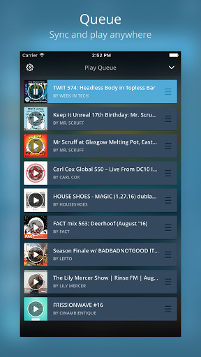 Mixcloud - Radio & DJ mixes for Android - Free Download