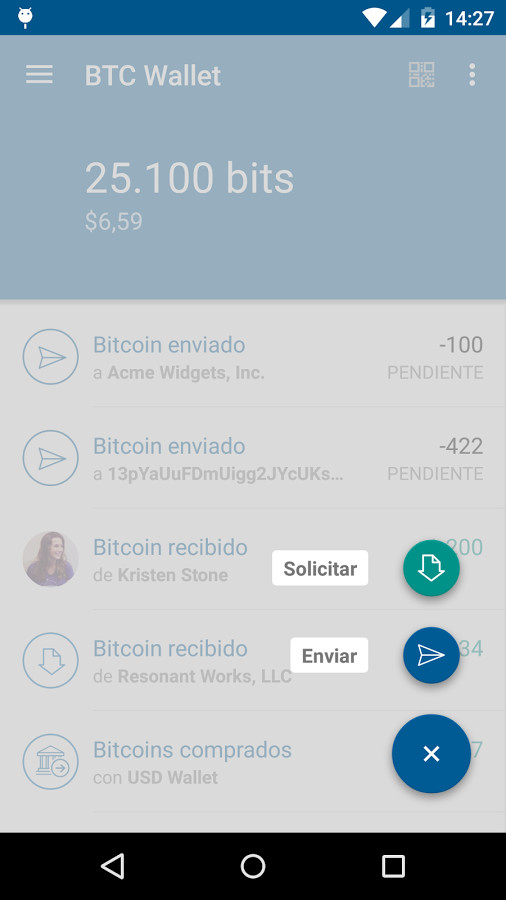 Image 3 Of Bitcoin Wallet