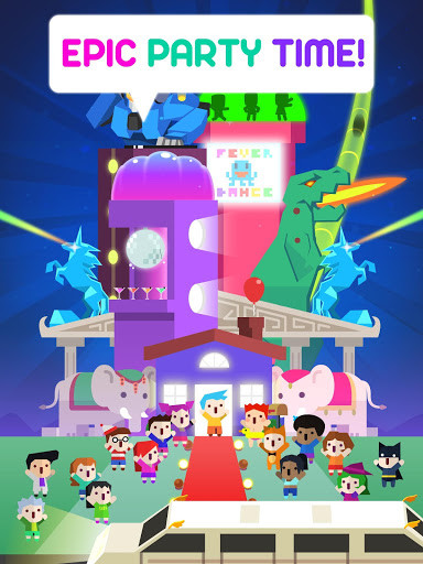Epic Party Clicker - The Game for Android - Free Download