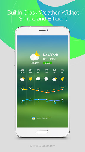 ... Image 5 of 360 Launcher for Android. ‹ ›