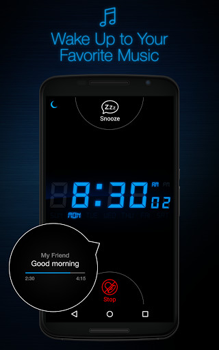 alarm clock for android free download