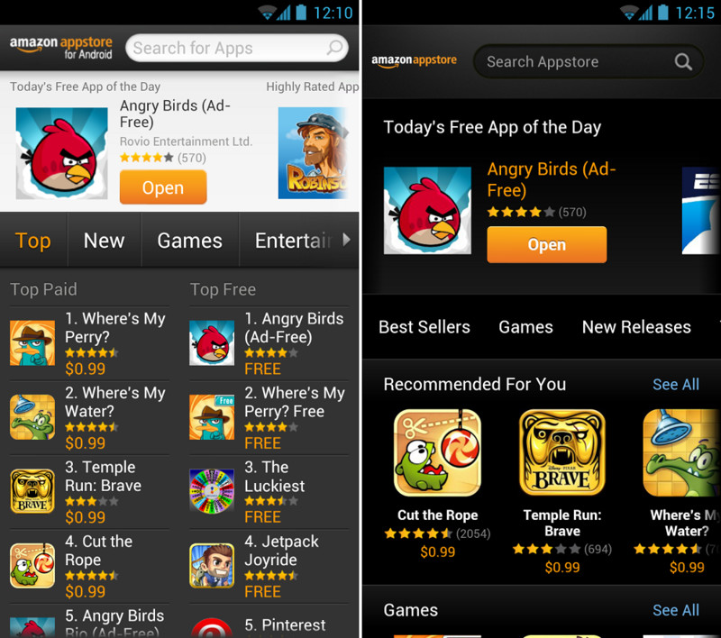 Image 1 of Amazon App Store for Android