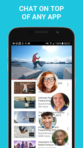 Booyah Video Chat for WhatsApp for Android - Free Download