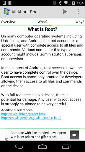 Root Access Download