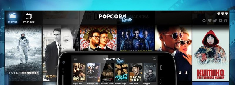 Popcorn Time For Android Free Download