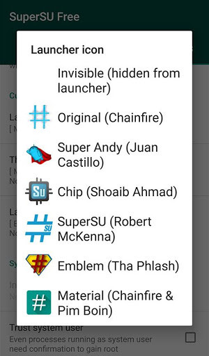 SuperSU for Android - Free Download