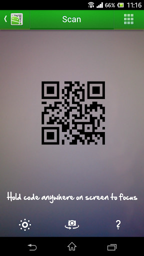 QR Droid for Android - Free Download