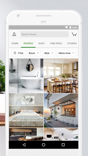 Houzz Interior Design Ideas For Android