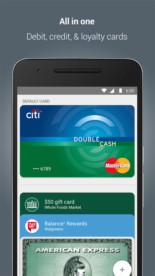 Google Wallet - Android Pay for Android - Free Download