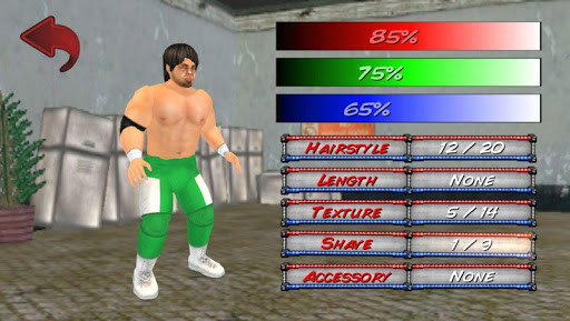 Wrestling Revolution 3D for Android - Free Download