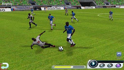 Игра футбол на андроид 4 2 2