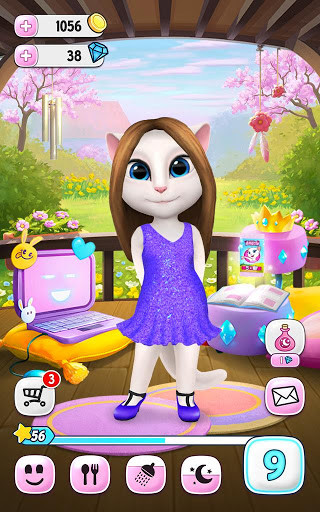 My Talking Angela for Android - Free Download