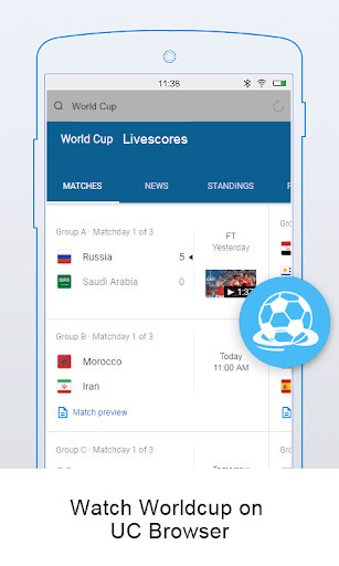 UC Browser Mini for Android - Free Download