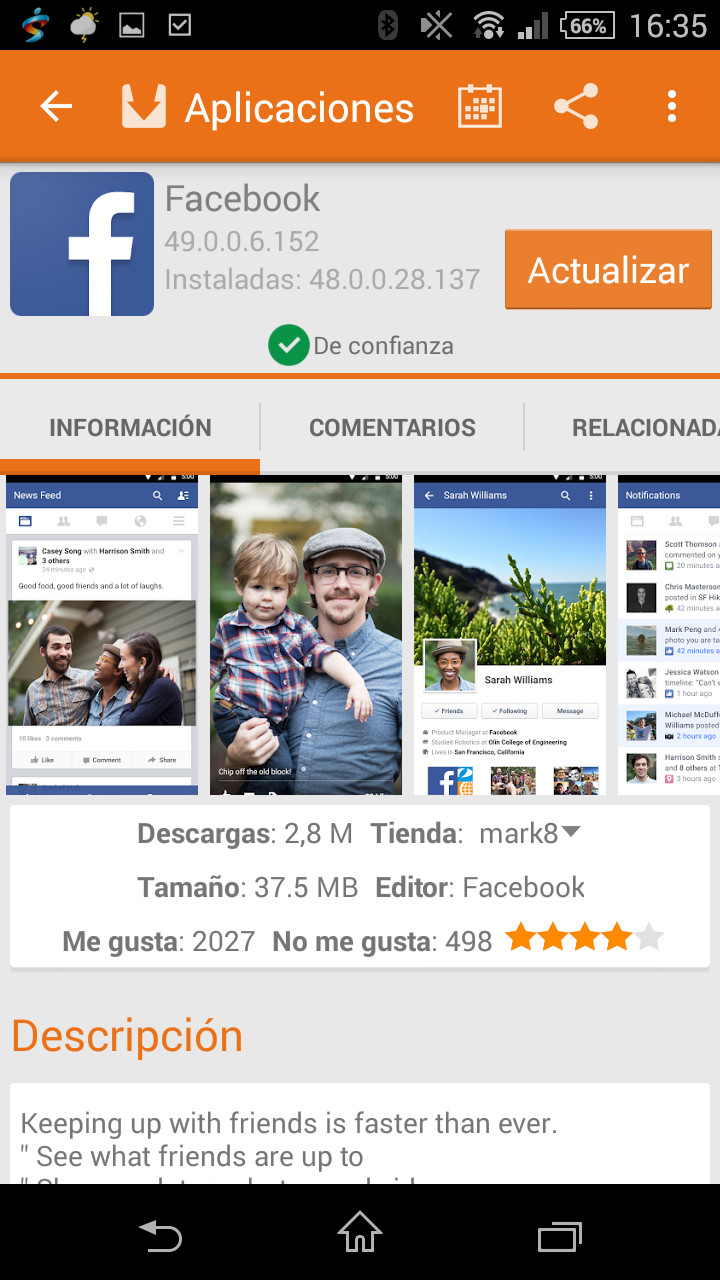 Aptoide for Android - Free Download