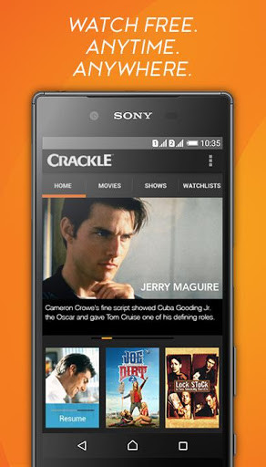 free new movies on android