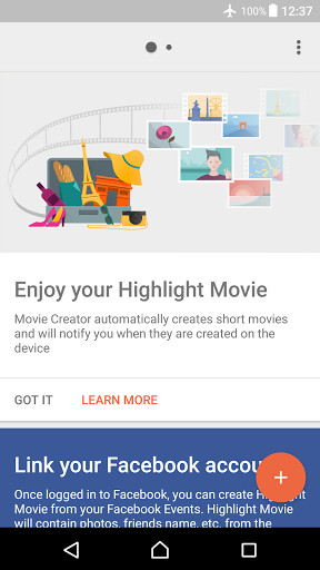 Movie Creator for Android - Free Download
