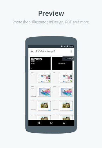 Adobe Creative Cloud for Android - Free Download