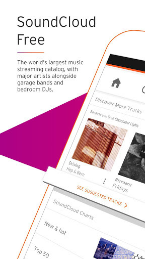 SoundCloud Music for Android - Free Download
