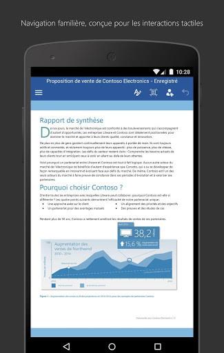 Microsoft word pour android t l charger gratuitement - Telecharger open office gratuit pour tablette android ...